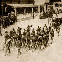 1909 Sfilata ad Innsbruck