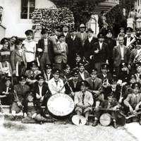1947 Il gruppo in gita sociale