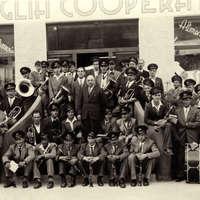 1949 Inaugurazione Famiglia Cooperativa