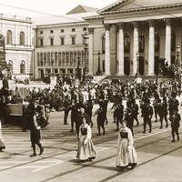 1969 Sfilata all'Oktoberfest di Monaco