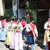 Sfilata Corpus Domini 2014